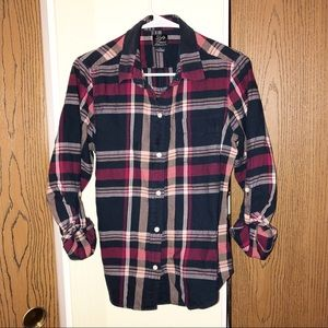 Lucky Brand | Flannel | Size L EUC